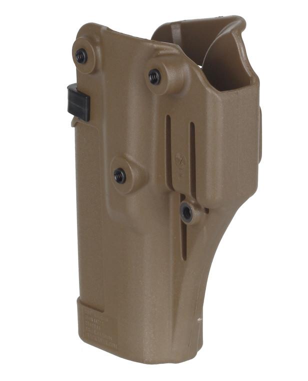 Blackhawk! CQC Serpa Holster Glock 17/22/31 Coyote Tan Right