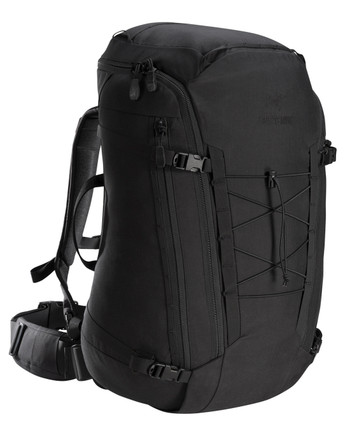 Arc'teryx LEAF - Assault Pack 45 Black Schwarz