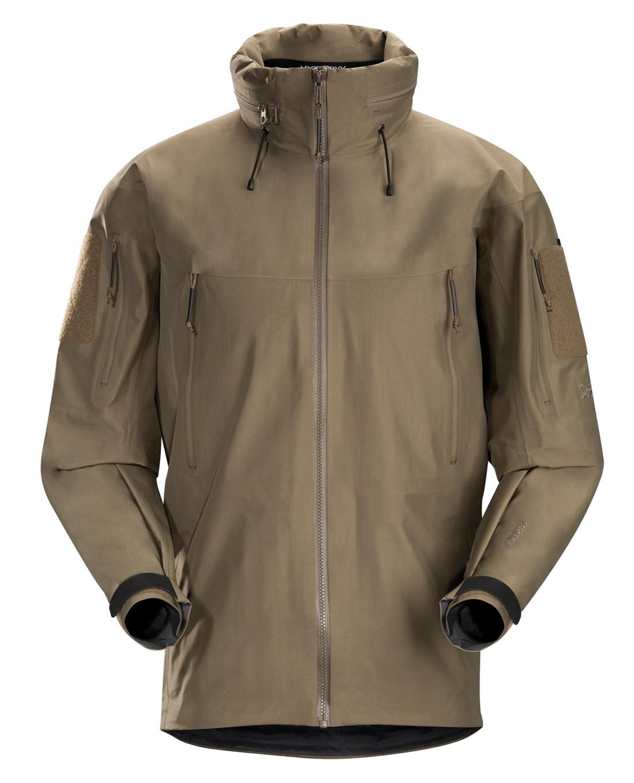quite nice 3b92f c9e90 Arc'teryx LEAF Alpha Jacket Men's (Gen2) Crocodile - 18863.xxxxxx - TACWRK