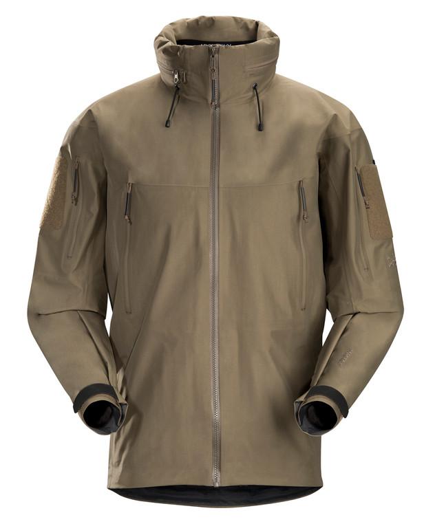 Arc'teryx LEAF Alpha Jacket Men's Gen2 Crocodile