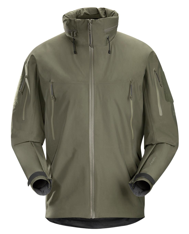 best website b8bd3 7d4c2 Arc'teryx LEAF Alpha Jacket Men's (Gen2) Ranger Green - 18863.xxxxxx -  TACWRK