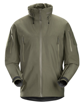 Arc'teryx LEAF - Alpha Jacket Men's (Gen2) Ranger Green