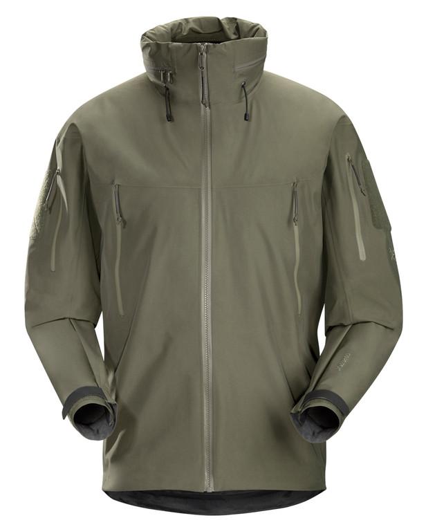 Arc'teryx LEAF Alpha Jacket Men's Gen2 Ranger Green
