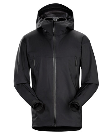 Arc'teryx LEAF - Alpha Jacket LT Men's (Gen2) Black