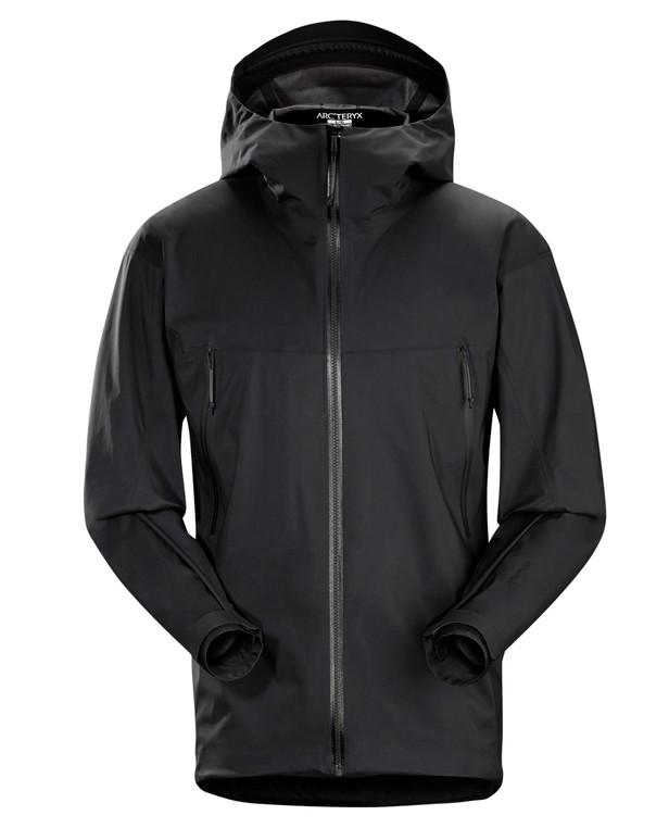 Arc'teryx LEAF Alpha Jacket LT Men's Gen2 Black