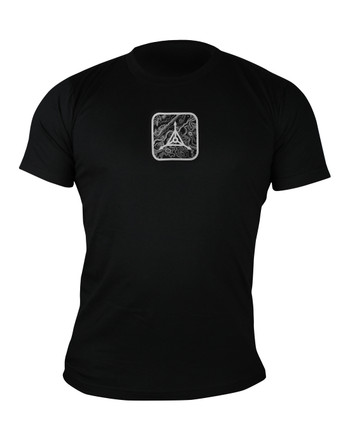 Triple Aught Design - Men's Logo T-Shirt Schwarz
