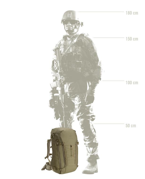 Arc'teryx LEAF Assault Pack 45 Crocodile