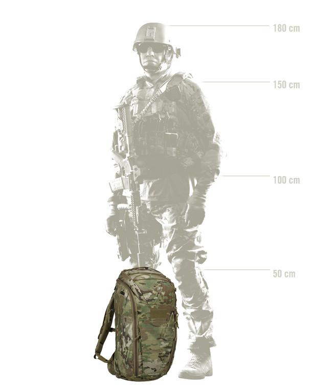 TASMANIAN TIGER TT Modular Pack 30 Multicam