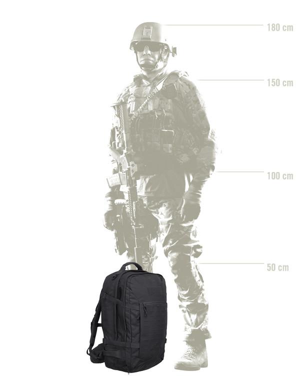 TASMANIAN TIGER TT Mission Pack MKII Black Schwarz