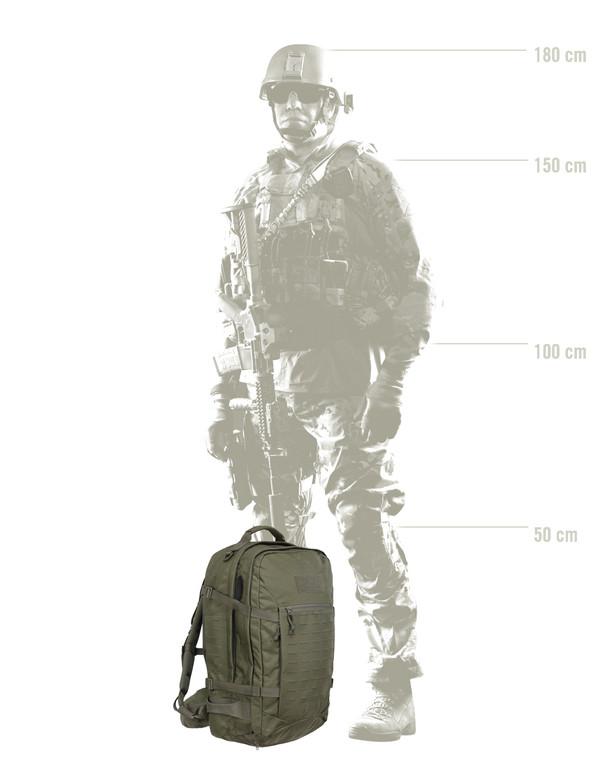 TASMANIAN TIGER TT Mission Pack MKII Olive