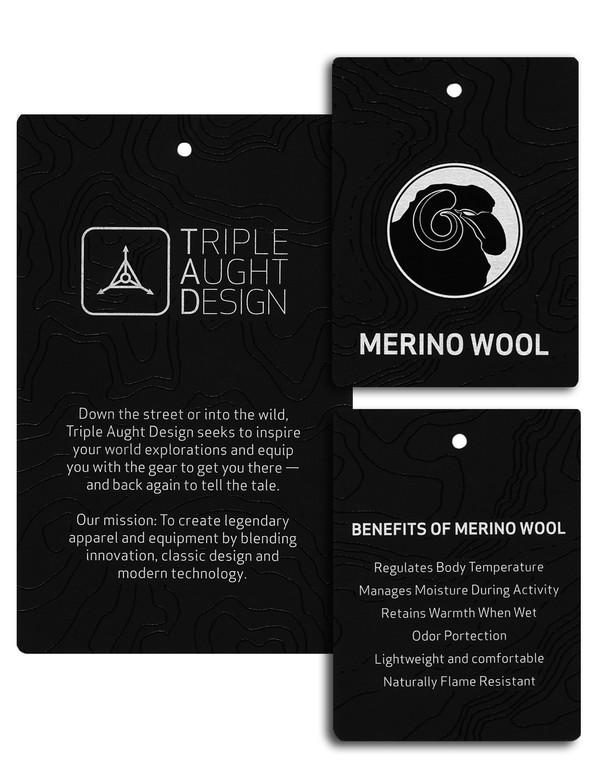 Triple Aught Design Artemis Hoodie Grau