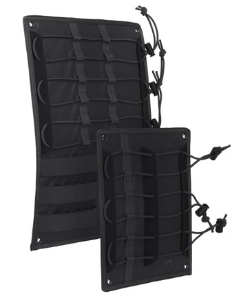 TASMANIAN TIGER - Medic Panel EL Set Black