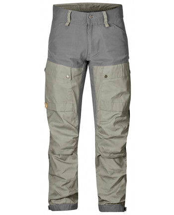 Fjällräven - Karla Trousers SandKeb Trousers Long Fog-Grey
