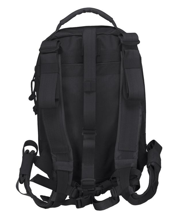 TASMANIAN TIGER TT Medic Assault Pack MKII S Black Schwarz