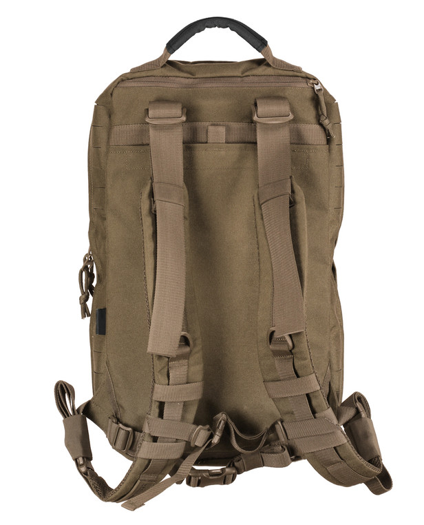 TASMANIAN TIGER Medic Assault Pack MKII Coyote Brown