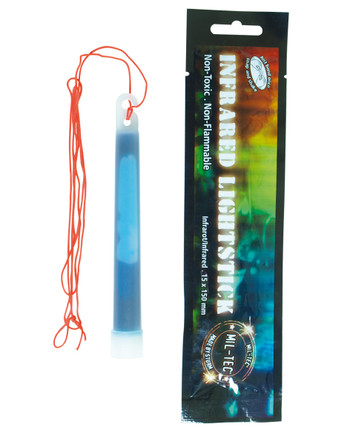 MIL-TEC Sturm - Light Stick 1,5x15 cm Infrared