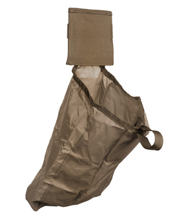 TASMANIAN TIGER - Dump Pouch light, Coyote Braun