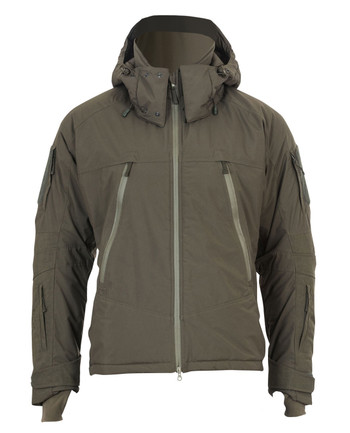 UF PRO - Delta OL 3.0 Jacket Brown Grey