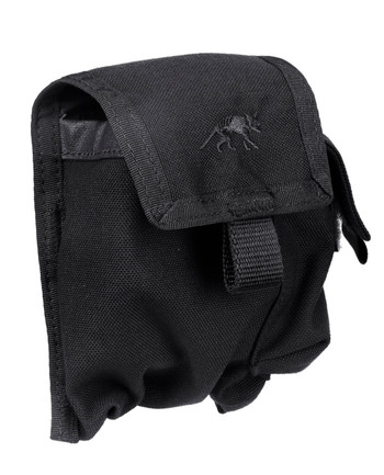 TASMANIAN TIGER - Cig Bag Black Schwarz