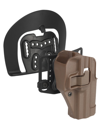 Blackhawk! - CQC Serpa Holster H&K P8 USP Coyote, Links