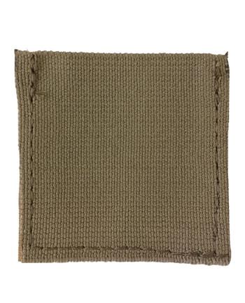 md-textil - Coin / Handschellenschlüssel Halter Coyote Brown
