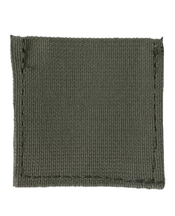 md-textil - Coin / Handschellenschlüssel Halter Steingrau Oliv