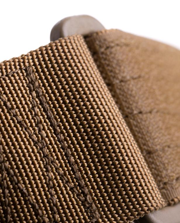 md-textil Innengürtel 40mm Coyote Braun