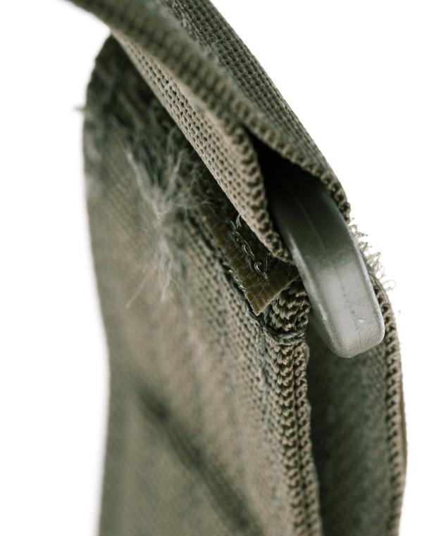 md-textil Innengürtel 40mm Steingrau Oliv