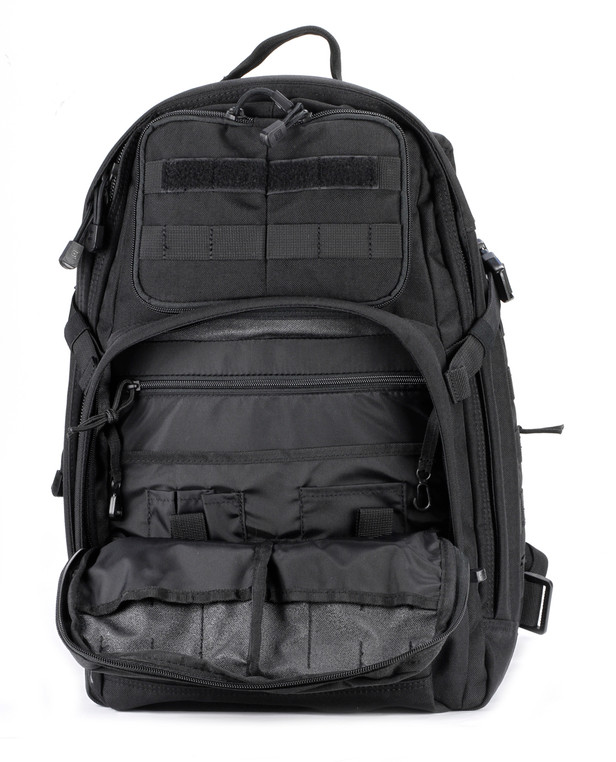 5.11 Tactical Rush 24 Backpack Black