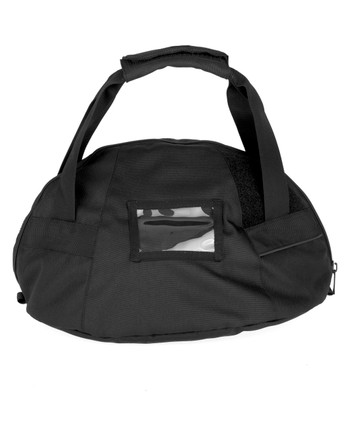 Busch - Helmetbag basic black