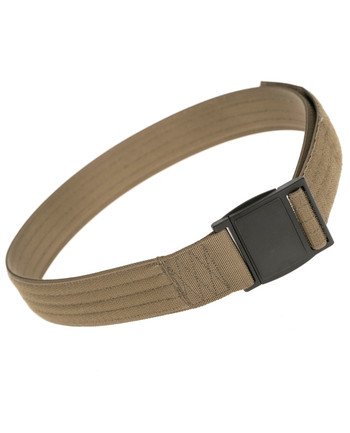 md-textil - Untergürtel SNAP-Buckle Coyote Brown
