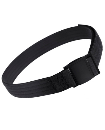 md-textil - Underbelt SNAP-Buckle Black