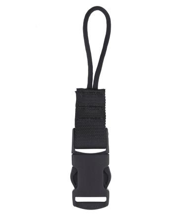 md-textil - QD Adapter Cord Schwarz