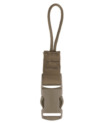 md-textil - QD Adapter Cord Coyote Brown