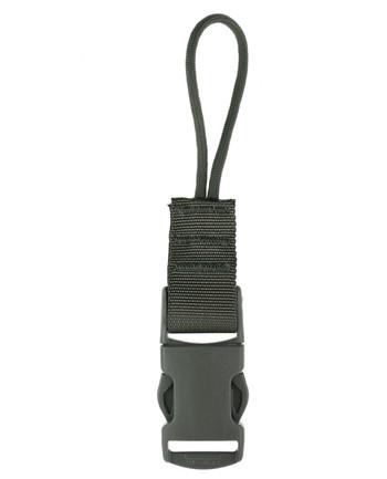 md-textil - QD Adapter Cord Steingrau Oliv
