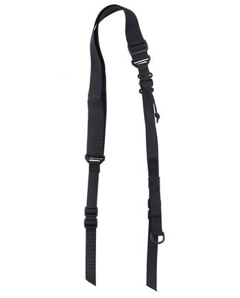 md-textil - 2 Point modular Sling Black