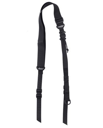 md-textil - 2 Point modular Sling Black