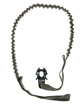 md-textil - Flexible Operator Leash Stonegrey Olive