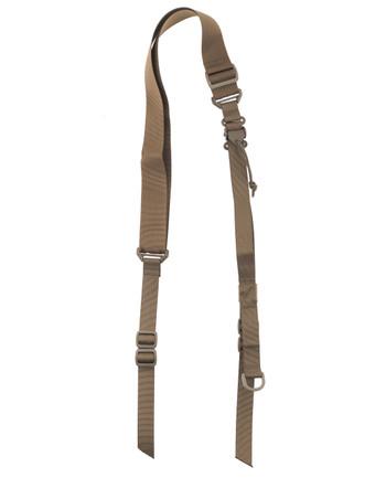 md-textil - 2 Punkt Modularriemen Coyote Brown
