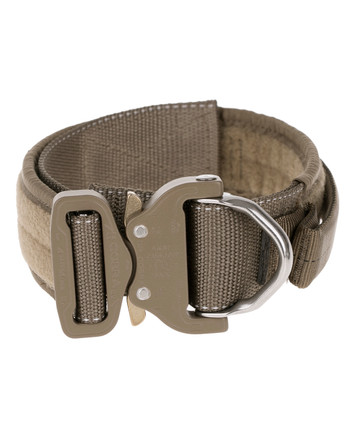 md-textil - Labor collar 45mm Magnet handle Coyote Brown