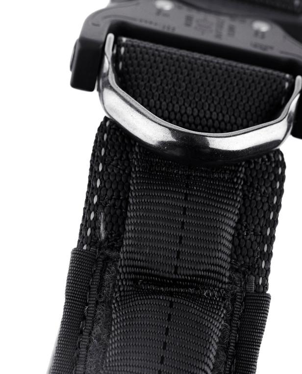 md-textil Arbeitshalsband 45mm Magnetgriff Schwarz