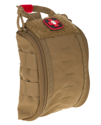 ITS Tactical - ITS ETA Trauma Kit Pouch Fatboy Coyote
