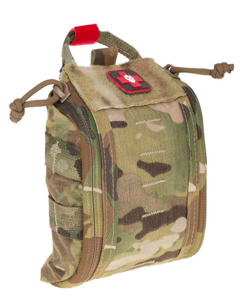ITS Tactical - ITS ETA Trauma Kit Pouch Fatboy MultiCam