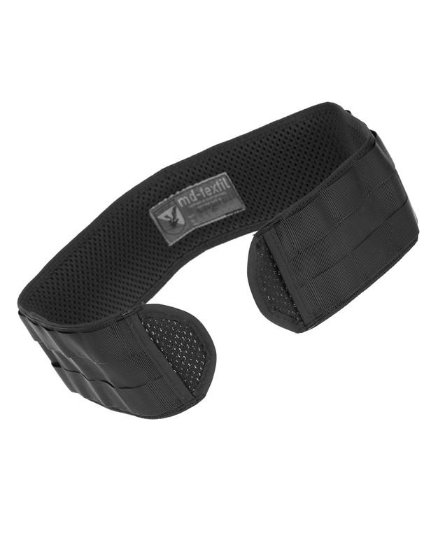 md-textil Battlebelt light Black