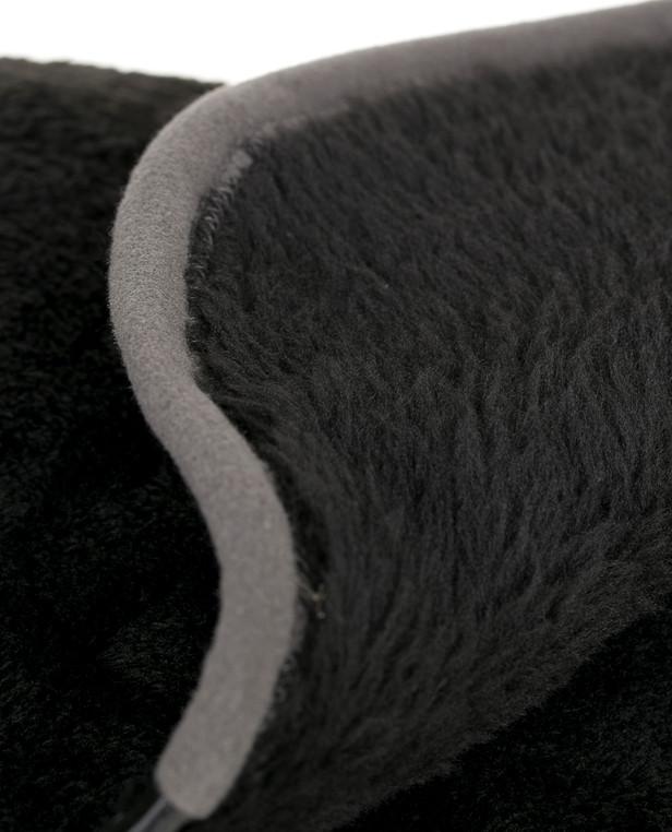 Triple Aught Design Shag Master Blanket Black Schwarz
