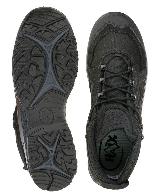 HAIX Black Eagle Athletic 2.0 V GTX Mid Black Schwarz