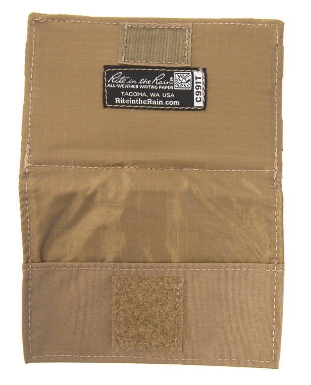 Rite in the Rain Tactical Index Card Wallet Kit Tan