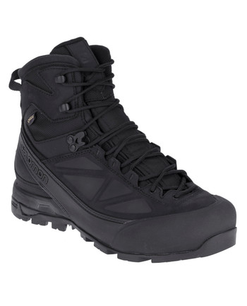 Salomon - X Alp MTN GTX Forces Stiefel Black Schwarz