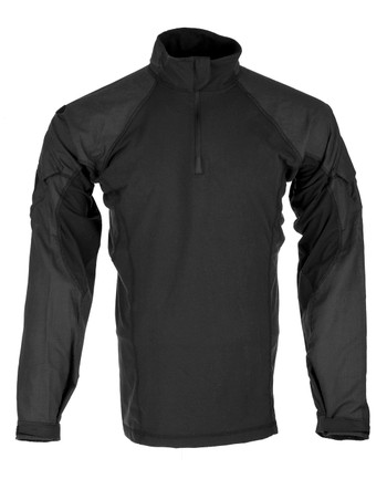 FirstSpear - The Asset Combatshirt Black Schwarz