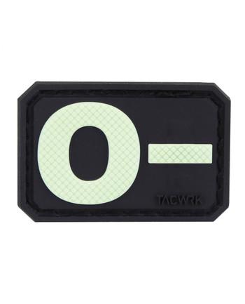 TACWRK - Blutgruppe PVC O- GITD